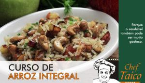 Curso de arroz integral